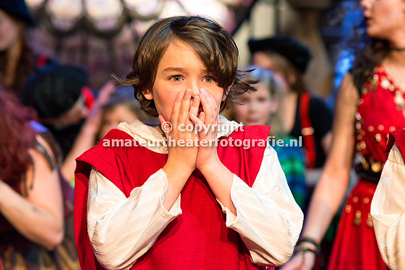 23. De klokkenluider van de Notre Dame - D. Mamagaai. 14-02-2016