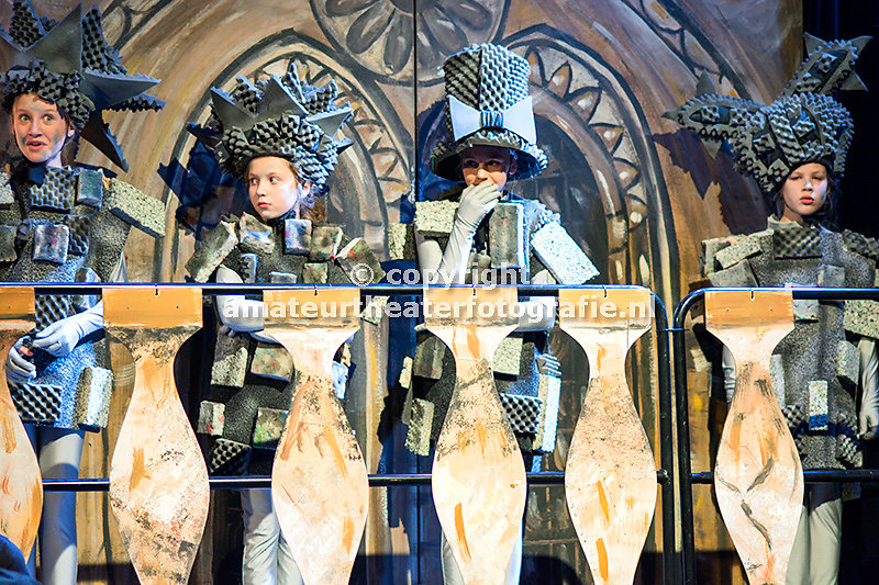 29. De klokkenluider van de Notre Dame - D. Mamagaai. 14-02-2016