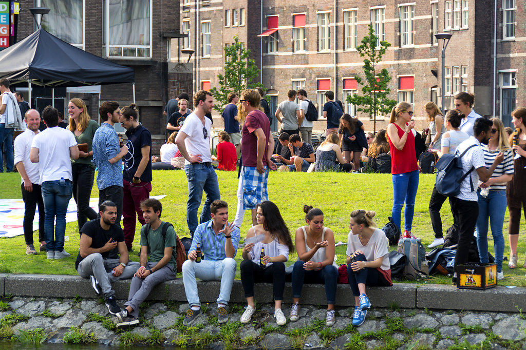 5. UvA - Summer Festival Roeterseiland
