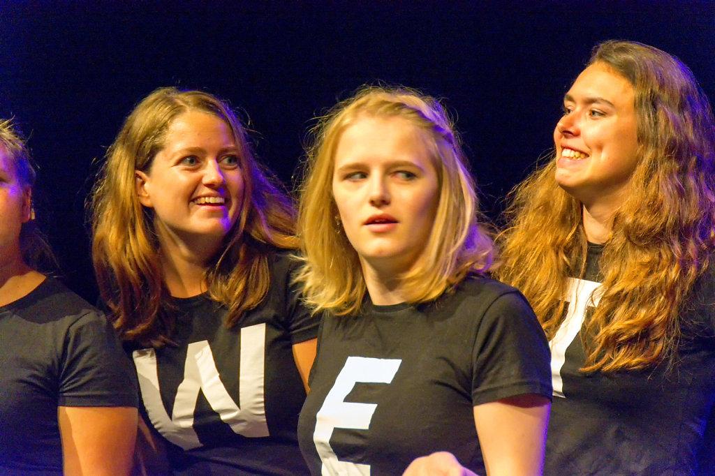 11. UvA - Summer Festival Roeterseiland. Theatergroep Sta