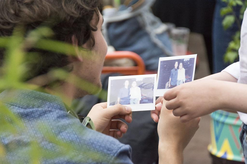 18. Summer Festival Roeterseiland - Polaroid