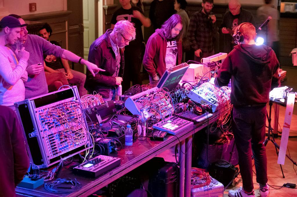16. Voltage Control Amsterdam. 13-1-2019